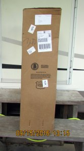 Texas Lilac arrived but package unopened