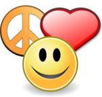 smiley-face-with-peace-sign-and-red-heart