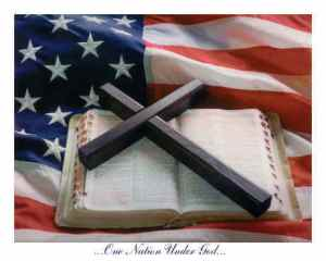 flag-bible-and-cross