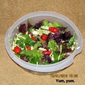 Evening salad