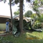 Installing tarp (2)