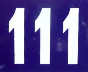 number-one-hundred-eleven