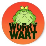 worry-wart
