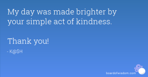 Acts-of-kindness