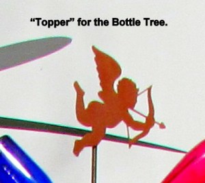 Topper for Bottle Tree