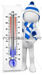 white-stick-figure-with-a-thermometer