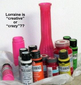 Creative or crazy