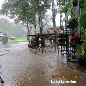 Lake Lorraine August 2016
