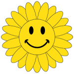 smiley-face-sunflower
