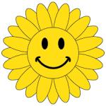 smiley-face-sunflower