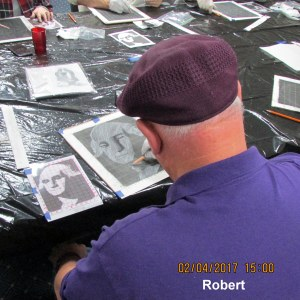Student Robert