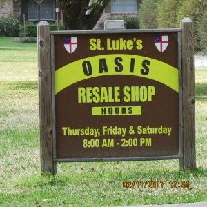 The Oasis Resale Shop