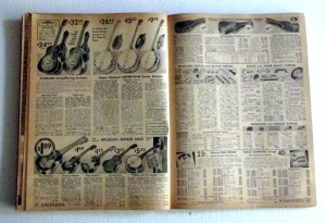 Pages from Sears catalog (2)