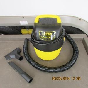 Stanley vacuum