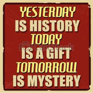 yesterday-is history (poster)